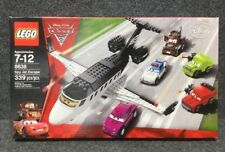 LEGO Disney Pixar Cars 2 Spy Jet Escape 8638 NIB Sealed Discontinued