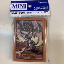 30430 Card Sleeve(70) Mini Cardfight!! Vanguard Raven-haired Ezel Pack