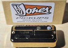 Tv Jones Thunder'Mag Gold Bridge Bass Guitar Pickup TMB-UVGLD