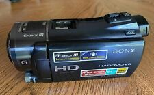 Sony HD Video Camcorder HDR-CX550 with many accessories, great condition!