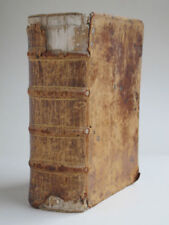 1st Edition Antiquarian & Collectable Books Pre-1700 Year Printed