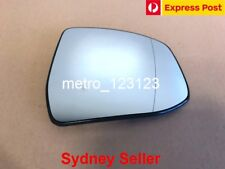 RIGHT DRIVER SIDE FORD MONDEO 2008 - 2015 MIRROR GLASS WITH BACK PLATE