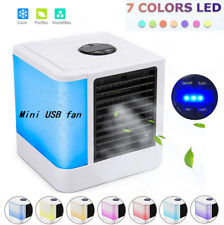 Mini Air Personal Cooler 3 Speed Easy Way Conditioner Cool Space Home Office