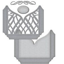 Spellbinders Shapeabilities Die: Classic Elegance Tall Pocket (S6-079)