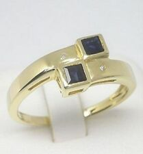 Unbranded Sapphire Fine Rings