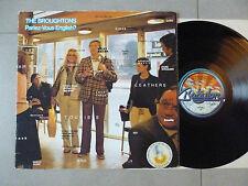 The Broughtons - Parlez-Vous English?, D'79, LP, Vinyl: vg++