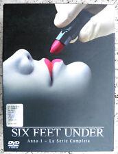 Six feet under anno 1 la serie completa - box 5 DVD