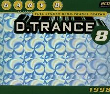 D. Trance 8 (1998) Koala, Los Pablos, Pascal Device, Ayla, Nation4Natio.. [3 CD]