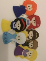 Disney Princess Inspired Finger Puppets(set)