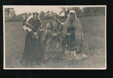 Somerset CROSCOMBE Fair Ethel Davis c1920/30s? RP PPC