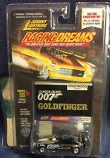 Goldfinger James Bond 007 Racing Dreams Johnny Lightning Hollywood Series