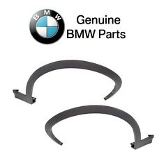 BMW F25 X3 11-16 F26 X4 15-16 Pair Set of Left & Right Wheel Arch Trim Genuine