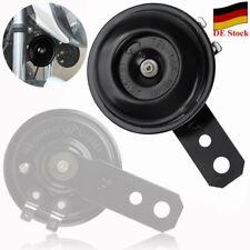 DE 12V Universal Hupe 105dB Loud Ersatz Horn für Motorrad Roller Motorcycle Quad
