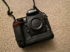 Nikon D D3s 12.1MP Digital SLR Camera - Black (Body Only) + D300 & Grip