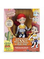 "TOY STORY SIGNATURE COLLECTION JESSIE THE YODELING COWGIRL14"" TALKING DOLL NEW"