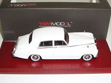1/43 True Scale TSM Rolls Royce Silver Cloud III in White from 1963
