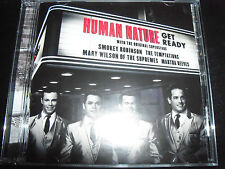 Human Nature Get Ready CD Ft Smokey Robinson Mary Wilson Of Supremes - Like New