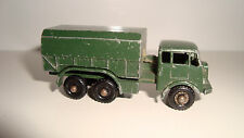 RARE ANCIEN VEHICULE TRUCK CAMION LESNEY METAL N°62 GENERAL SERVICE LORRY (6,5x2