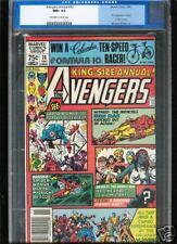 Avengers Annual #10 CGC 9.6 NM+ Universal CGC #0118511004