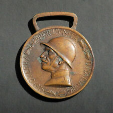 Ww I Italy Service Medal Italian 1915-1918 First World War