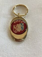 Buick Keychain Solid Brass Personalized Free Buick Key Chain