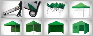 Professional Eurmax 10x10 Canopy for commercial sales at art craft fairs