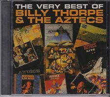 BILLY THORPE & AZTECS - THE VERY BEST OF - CD - NEW -
