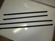 VE VF SS SSV SV6 HSV HSV CLUBSPORT R8 Door Window Belt Mould SET Trim X4 NEW