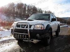 Nissan Pickup 2002-2005 | FRONT HIGH BULLBAR , BULL BAR , A-BAR , STAINLESS STEE