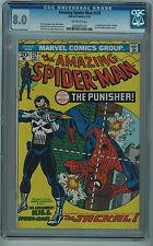 Punisher Bronze Age Spider-Man Comics