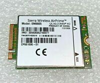 """☆ Original Fujitsu Lifebook E734 13.3"""" mobile WWAN module EM8805 QUALCOMM 4G"""