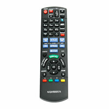 New N2QAYB000574 Remote for Panasonic Blu-Ray Player DMP-BDT310 DMP-BDT210