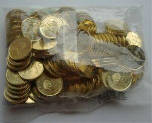 10 cent Beutel Spanien 2001