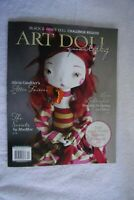 Art Doll Quarterly Magazine May/June/July 2015 Valerie Bunnell Profile