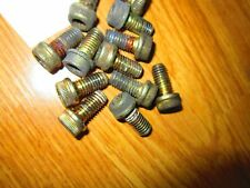 DUCATI OEM 12 brake rotor bolts  748-916-996-998 SS ST  MONSTER  900 1000  #2