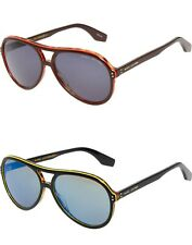Marc Jacobs Sunglasses  Red Yellow Brown Gradient - UV Filter Sunglasses
