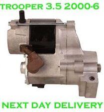 ISUZU TROOPER 3.5 V6 2000 2001 2002 2003 2004 2005 2006 >on RMFD STARTER MOTOR