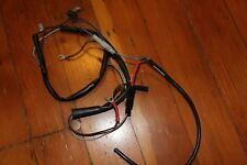 Volvo 240 245 Tailgate Wiring Harness inside + extra