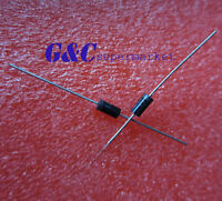 50pcs 1N4004 DO-41 MIC 1A 400V Rectifier Diode GOOD QUALITY