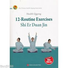 Health Qigong: 12-Routine Exercises (With DVD/CD)