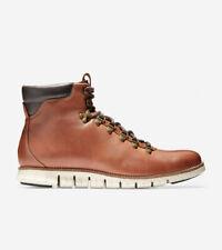 COLE HAAN C25555 ZEROGRAND MEN'S WOODBURY HIKER BOOTS Size 8