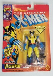 Uncanny X-Men Wolverine 2nd Edition '93 Action Figure Siryn Marvel Trading Card
