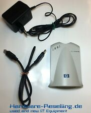 HP Jetdirect 175x J6035A external USB Printserver mit Netzteil und USB Kabel