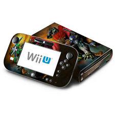 Skin Decal Cover for Nintendo Wii U Console & GamePad - Legend of Zelda Ocarina
