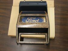 NOS OEM Ford 1985 1986 F150 Truck + Bronco Center Dash Bezel Pickup Woodgrain