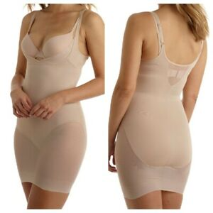 Miraclesuit Torsette Extra Firm Control Full Slip Panty Nude Beige Plus 2XL NWT
