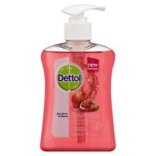 Dettol Liquid Handwash Pump Raspberry & Pomegranate 250ml
