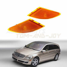 LH + RH Turn Signal Lamps Light A2518200121 For Mercedes R-Class W251 06-10 New