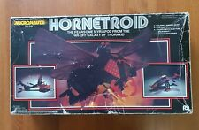 Vintage Rare Micronauts HORNETROID toy by Mego Corp  model no. 71057 Boxed 1979