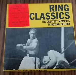 Ring Classics Greatest Moments In Boxing History  Sonny Liston